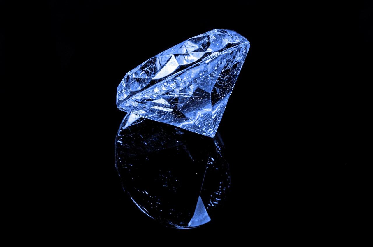Reselling diamonds